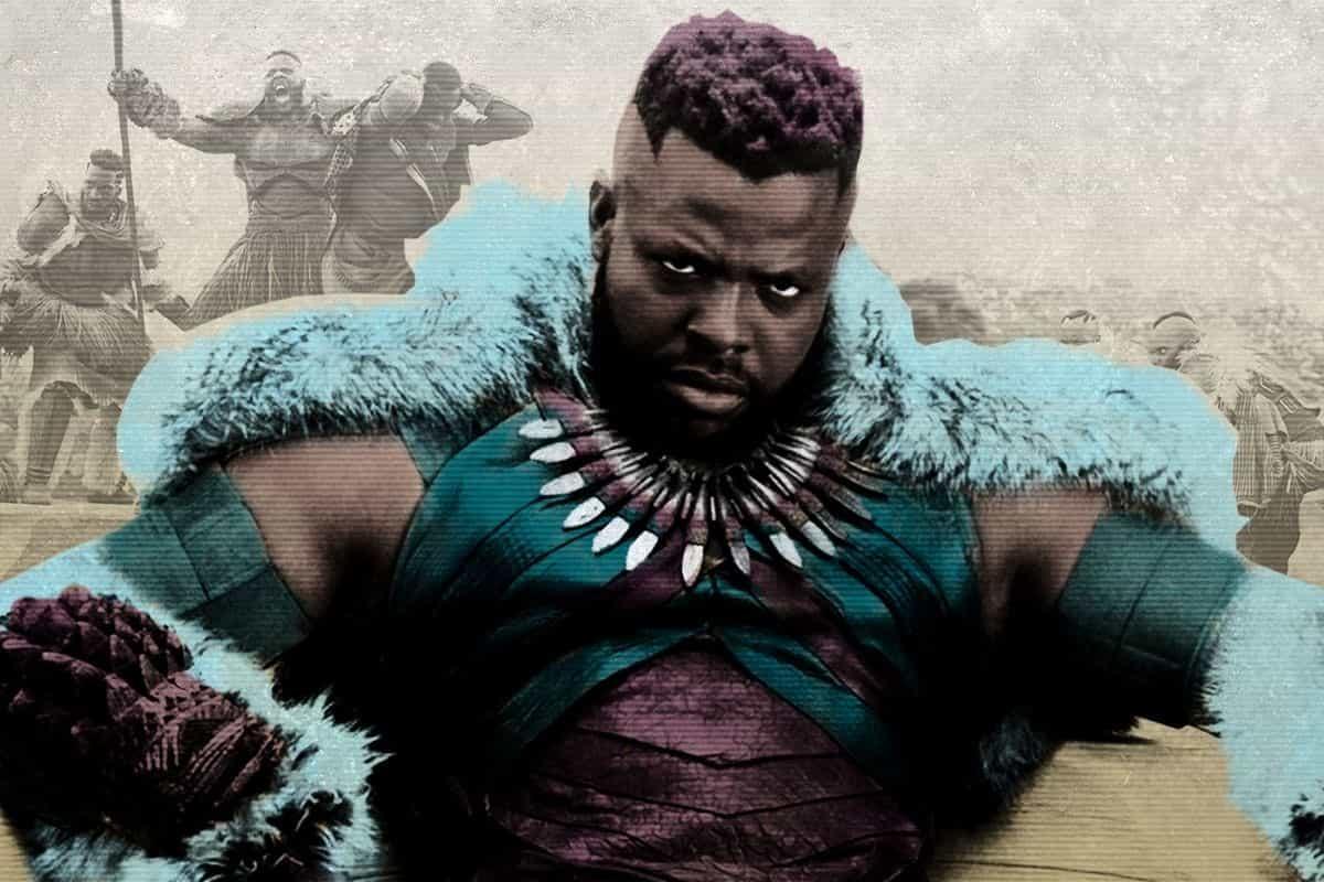Avengers: Endgame The Avengers Wakanda