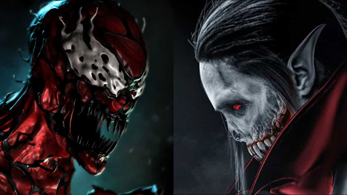 Spider-Man Villains Movies Venom