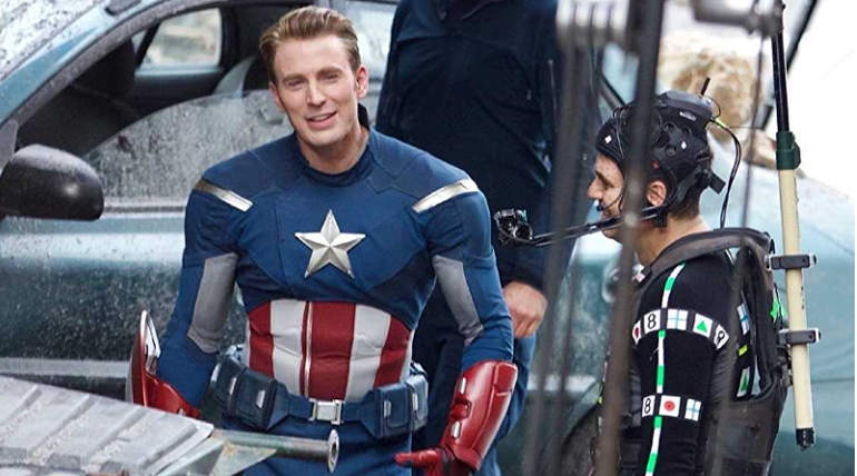 Chris Evans' Marvel-ous Moments