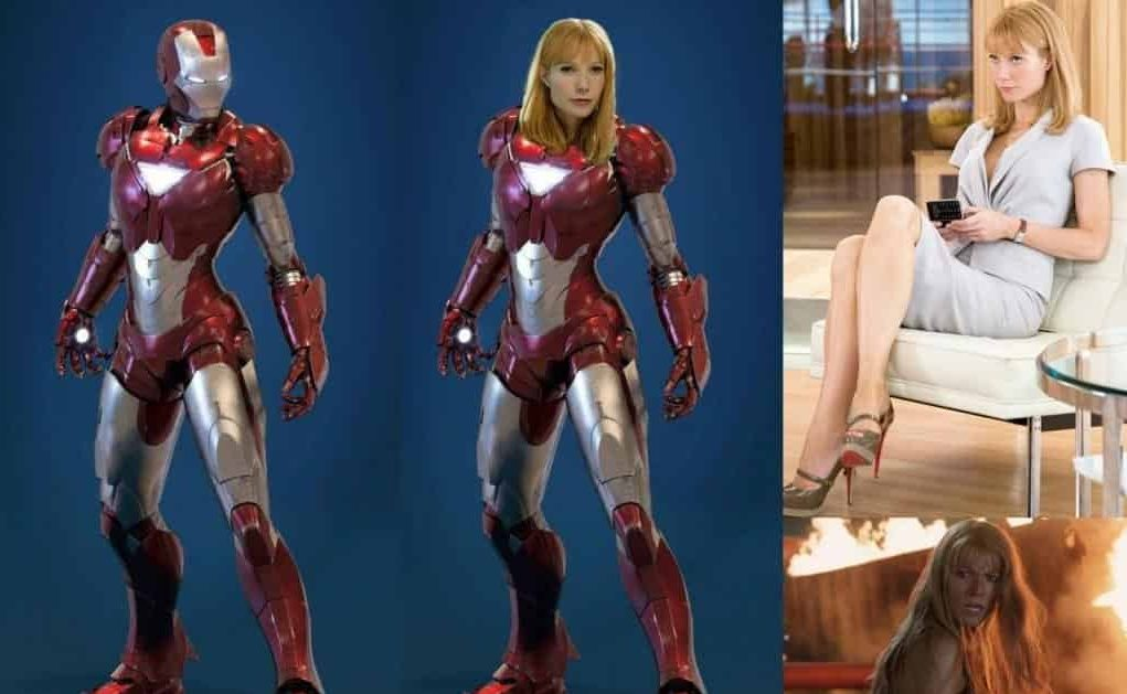 Photo of Avengers 4 – Pepper Potts Rescue Armor Has Been Revealed