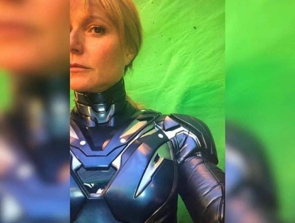 Gwyneth Paltrow Marvel Cinematic Universe