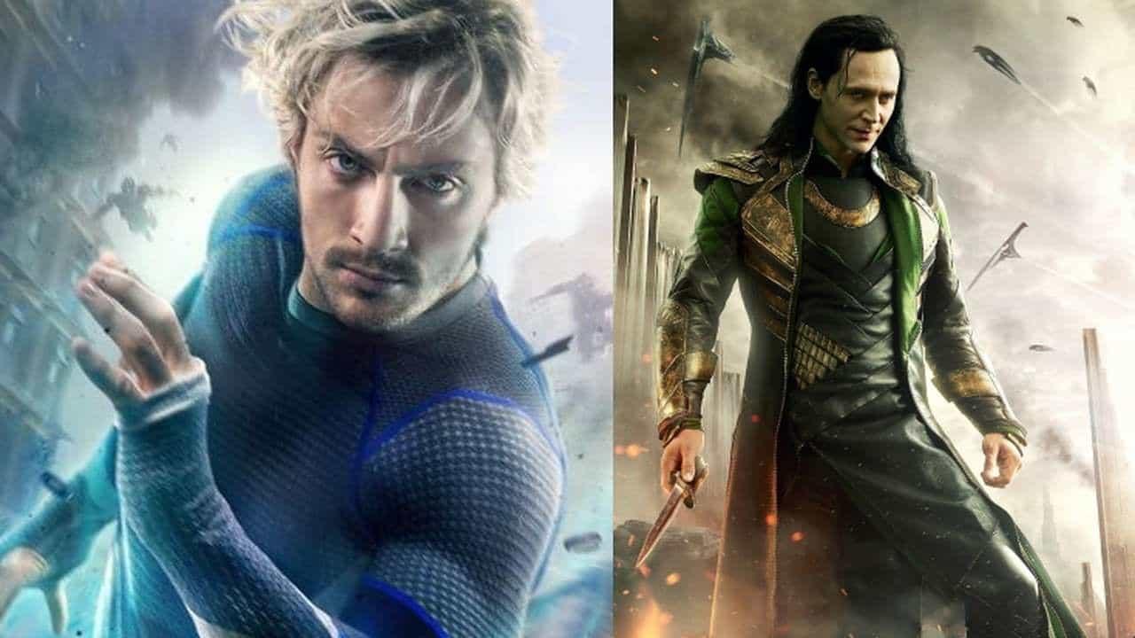Avengers 4 Quicksilver