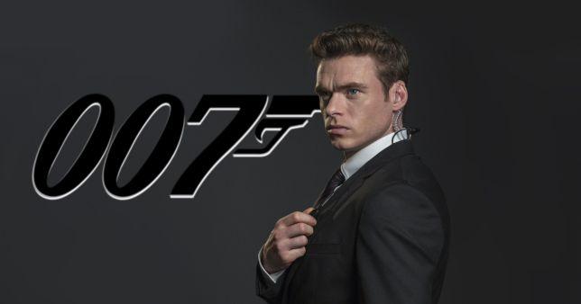 Game of Thrones James Bond