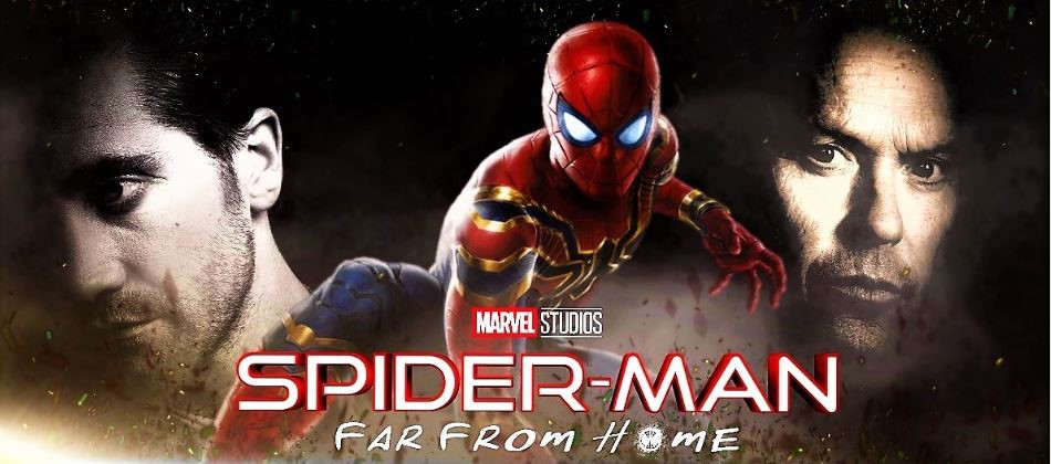 Spider Man: Far From Home Trailer