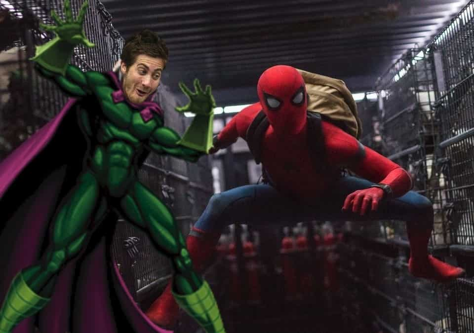 Spider-Man: Far From Home Peter Parker