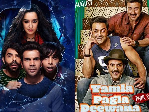 Photo of List Of 10 Bollywood Comedy Movies Of 2018