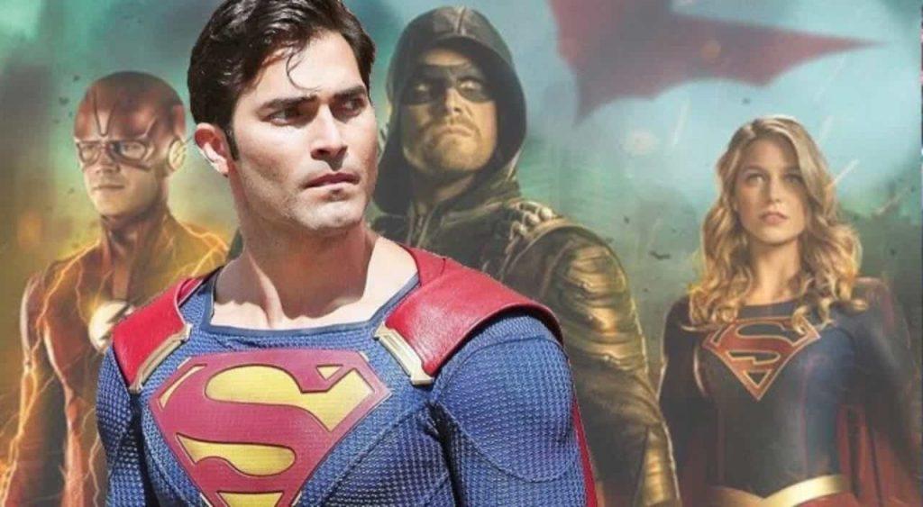 Superman Arrowverse