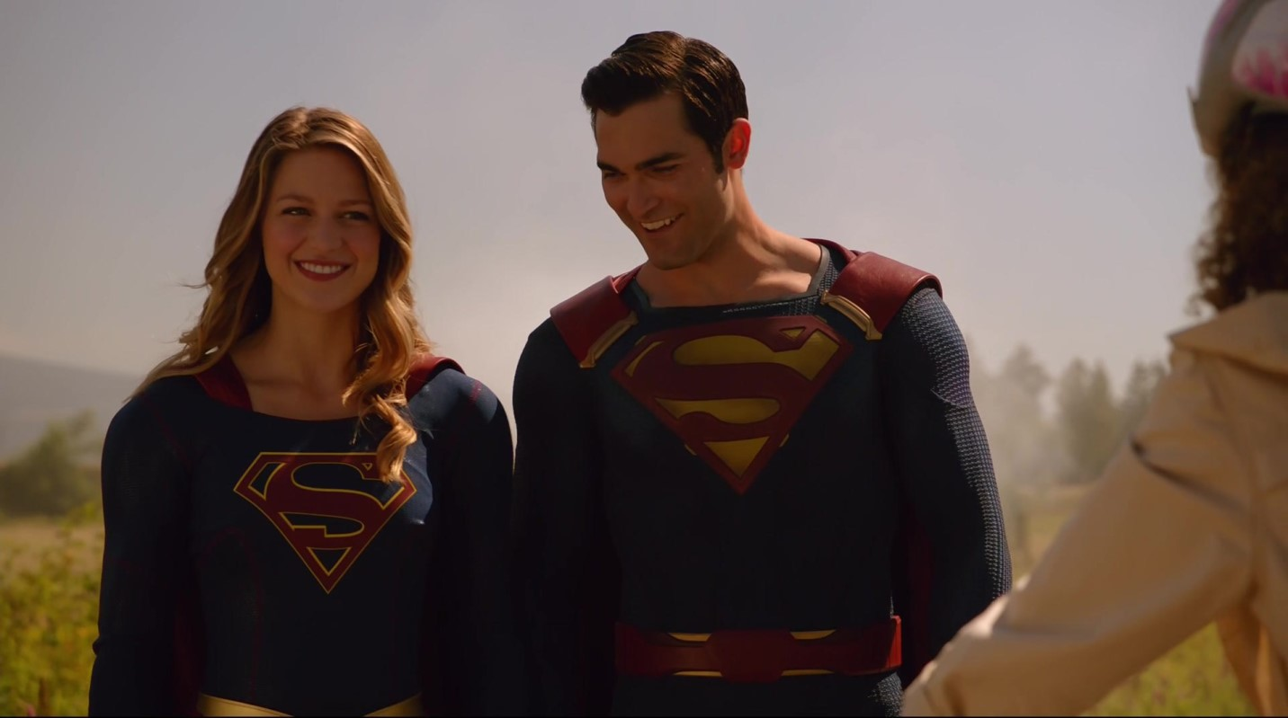 Superman Batman Arrowverse