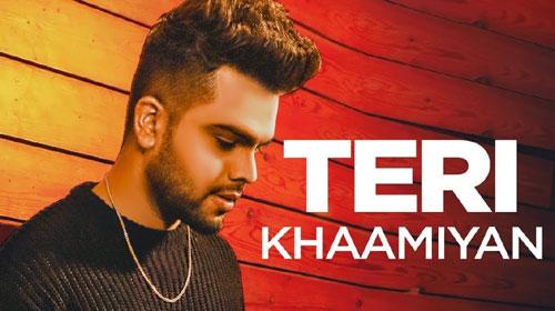 Photo of Teri Khaamiyan Lyrics | Akhil