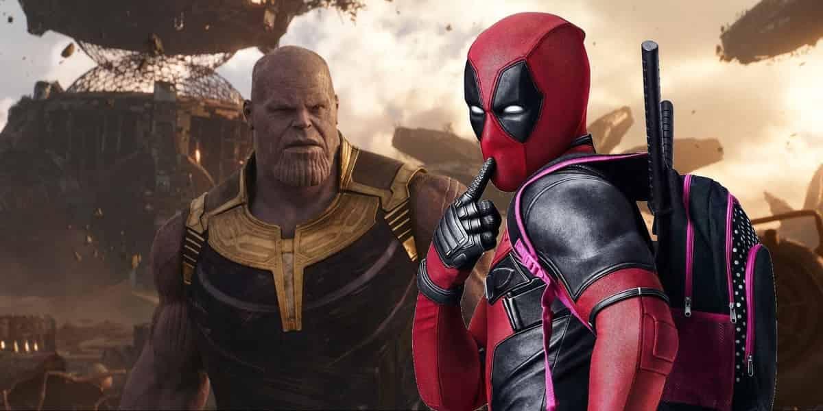 Deadpool Thanos Snap Infinity War Kevin Feige