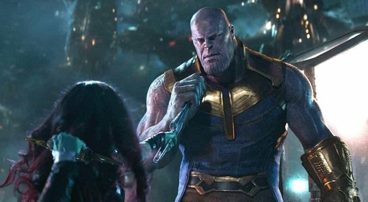 Infinity War Directors Thanos Infinity Gauntlet