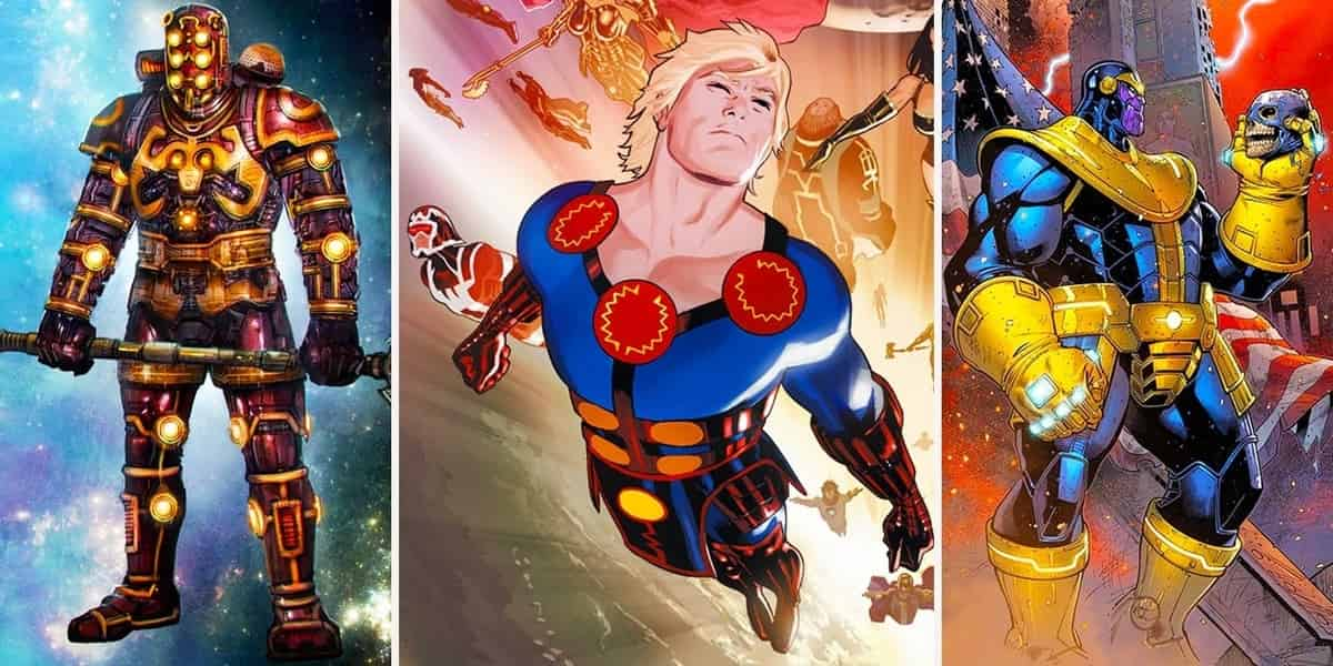 Photo of The First Synopsis of Marvel's The Eternals Movie Revealed
