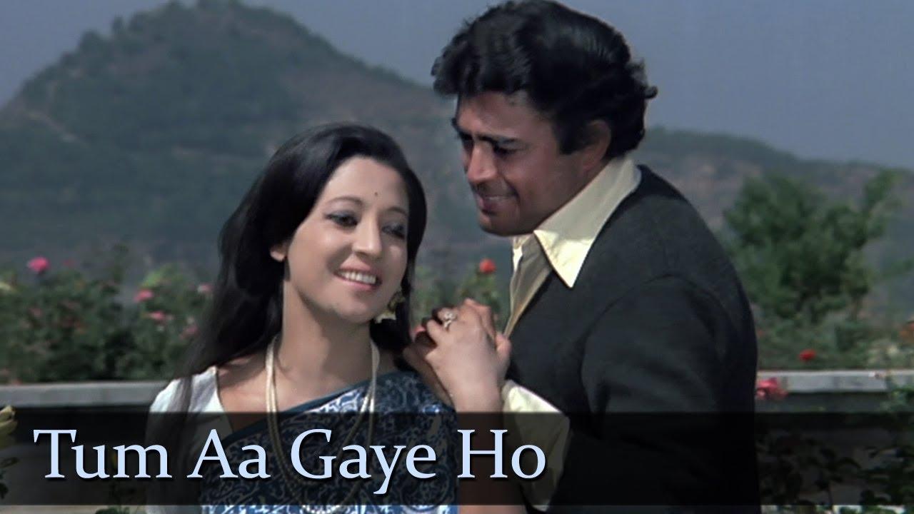 Photo of Tum Aa Gaye Ho Noor Aa Gaya Hai Lyrics From Aandhi Movie