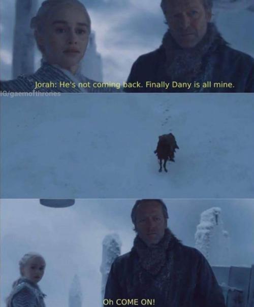 Daenerys Targaryen And Jorah Mormont Memes