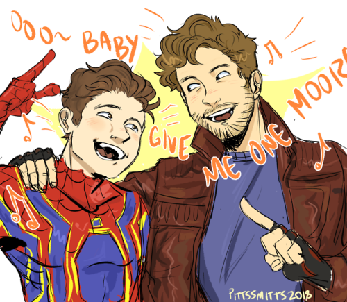 Peter Parker And Peter Quill Memes