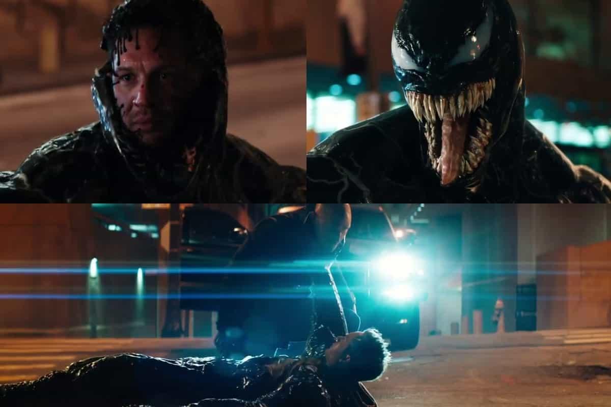 Venom Deleted Scene