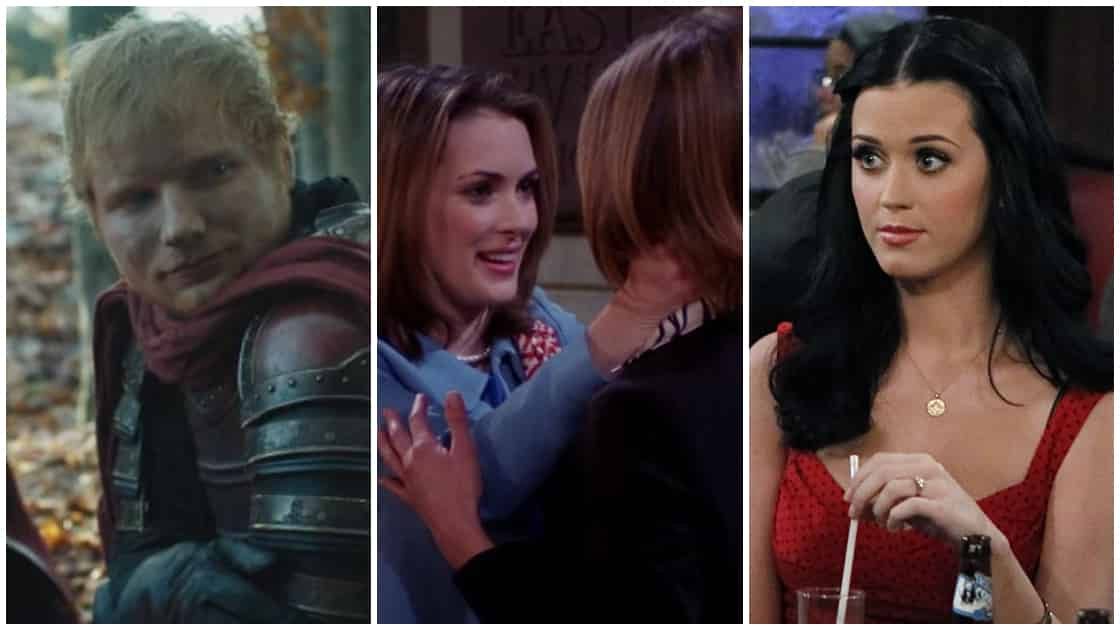 Photo of List of 10 Celebrity Cameos on Famous TV Shows