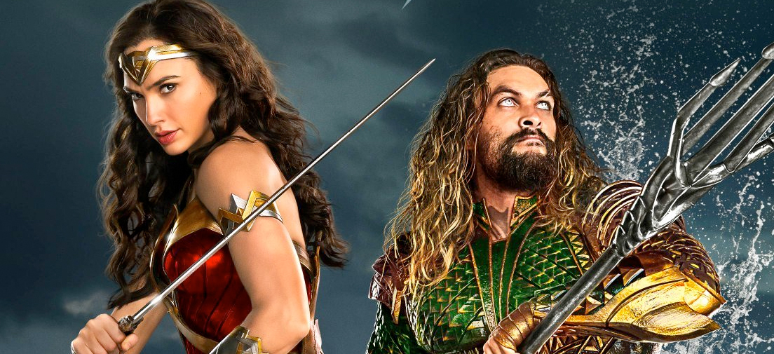 Photo of 'Aquaman' Has a Funny Wonder Woman Connection That You May Have Missed
