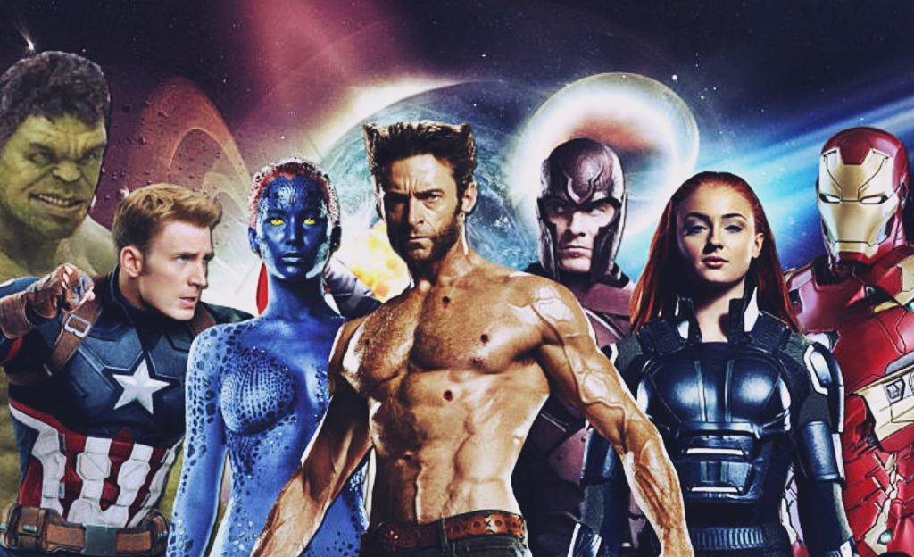 X-Men TV Series Disney+ MCU