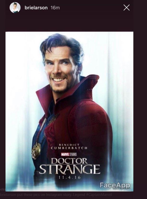 Photoshopped Images of Superheroes