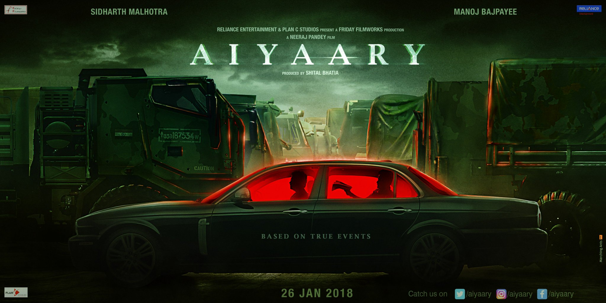 Aiyaary Movie Download