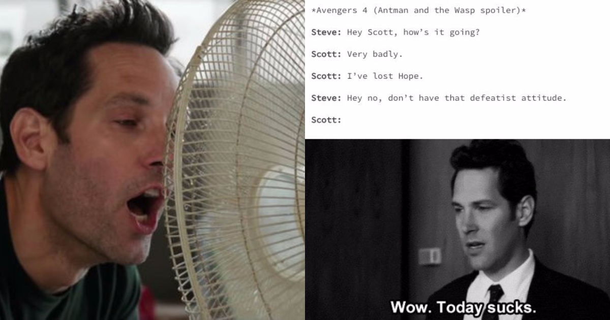 Photo of 25 Hilarious Ant-Man Tumblr Posts Which Will Make You Laugh Uncontrollably