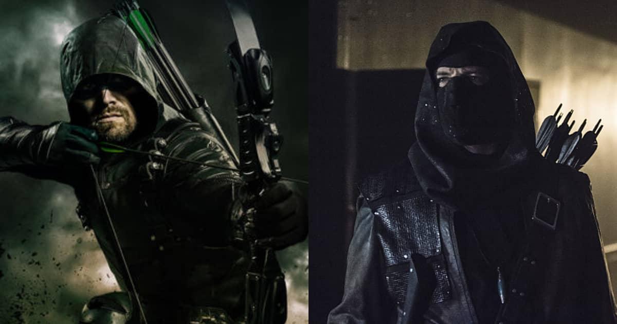 Arrow Season 7 John Barrowman