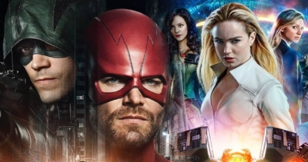 "Photo of Arrowverse: ""Elseworlds"" Crossover Event Will Have A 'Legends of Tomorrow' Cameo"