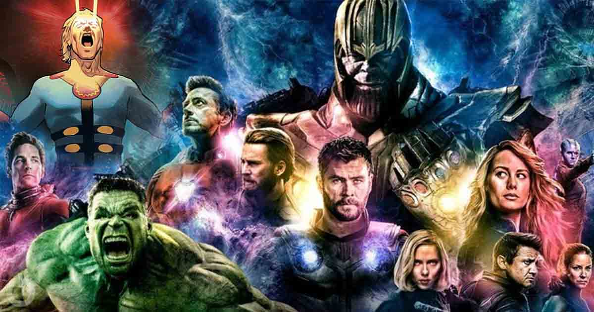 Photo of Avengers 4 Will Probably Introduce 2 Characters From The Eternals Movie