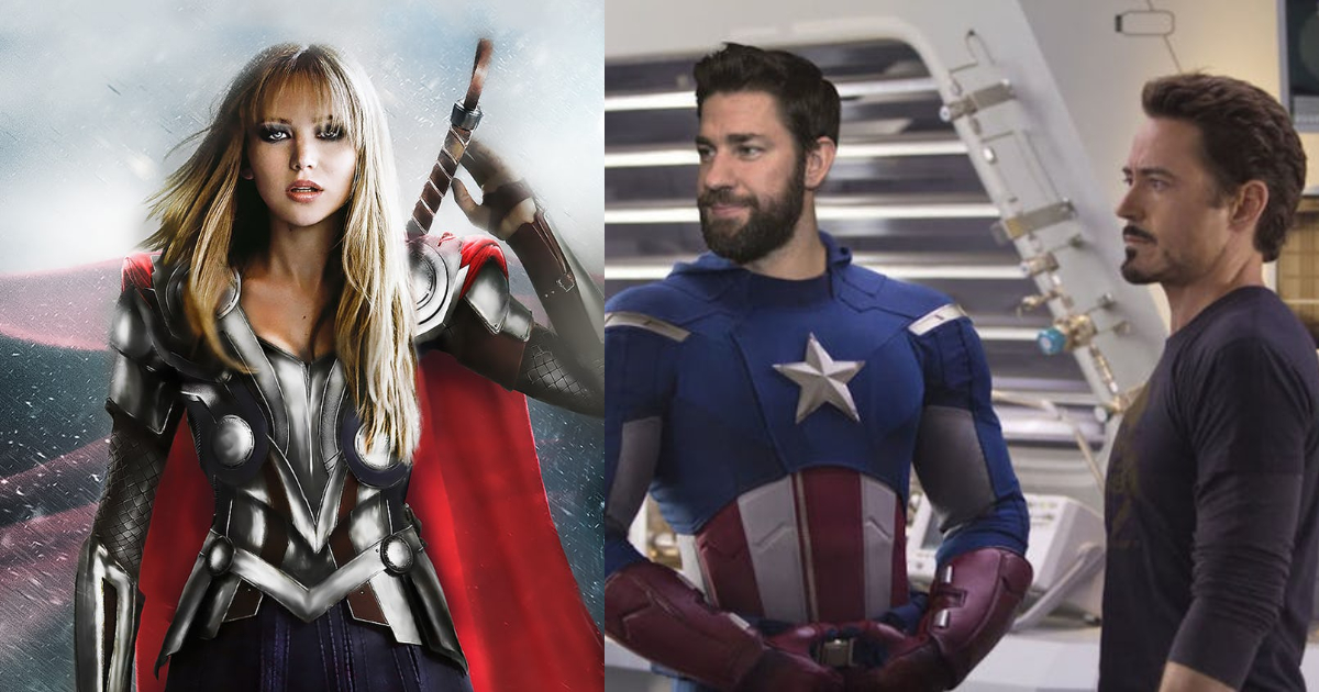 Photo of 30 Avengers Fan-Casting Images Which Are Better Than The Existing Ones