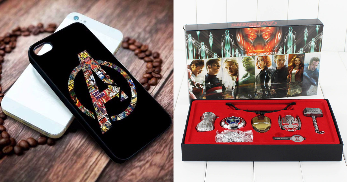 Photo of 27 Super Cool Avengers Themed Products That Every Fan Must Buy