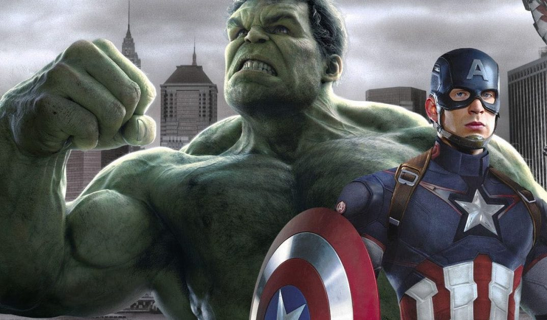 Photo of Chris Evans & Mark Ruffalo Trolling Each Other With Throwback Photos on Twitter