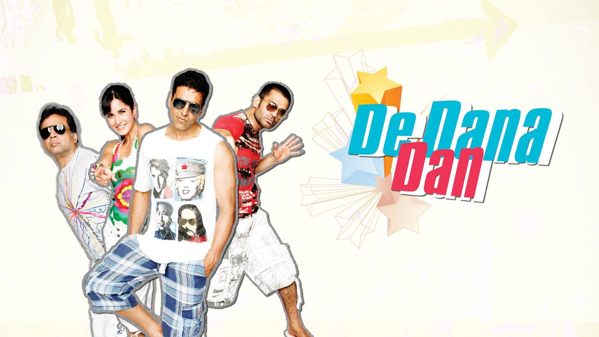 De Dana Dan Full Movie Download in 720P