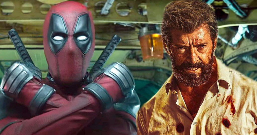 Ryan Reynolds Hugh Jackman Deadpool Wolvernie Team-up Movie