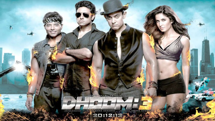 Dhoom 3 Full Movie Available In 720p And 1080p Quirkybyte