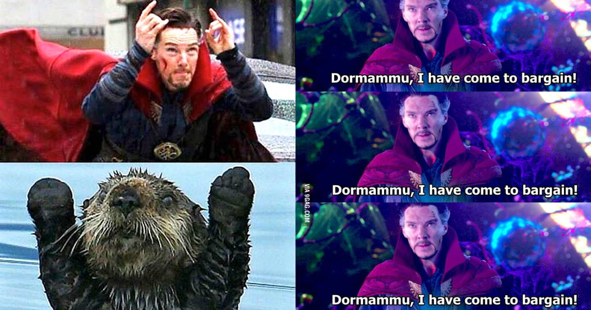 Photo of 27 Funniest Doctor Strange Movie Memes That Will Make You Laugh Hard