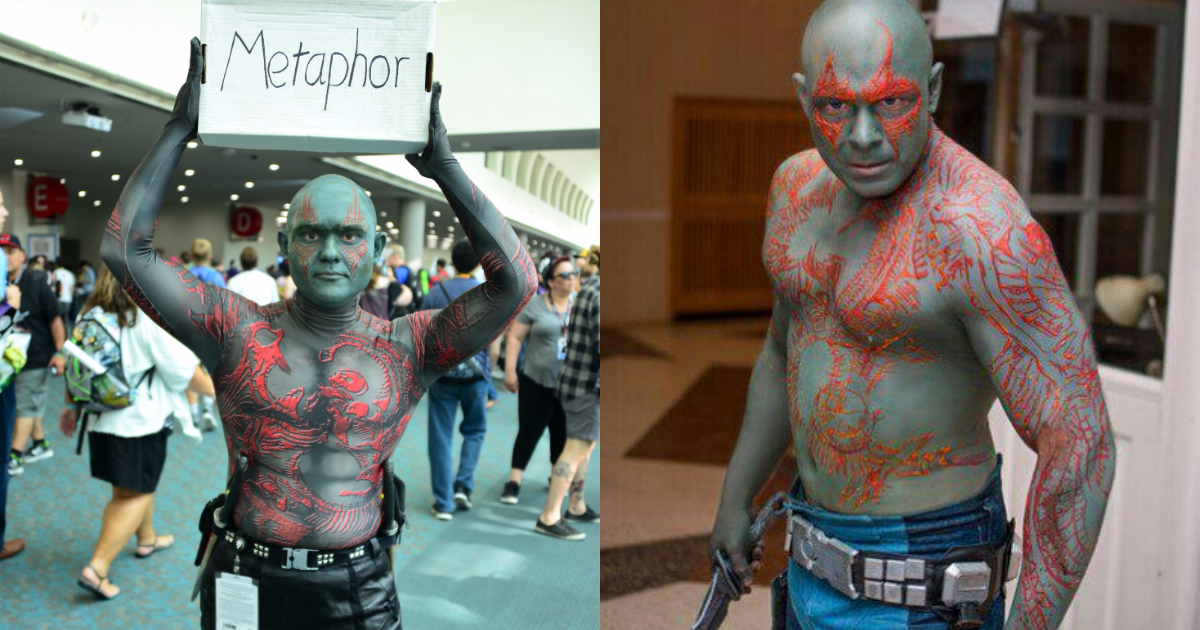 Photo of 27 Unbelievable Drax Cosplays That Will Blow Your Mind