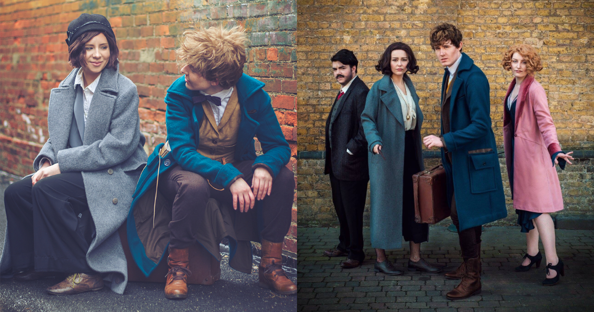 Photo of 25 Extremely Real Fantastic Beasts Cosplays That Will Blow Your Senses