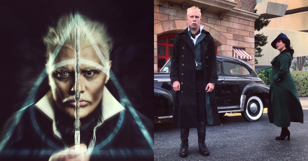 Photo of 25 Fantastic Gellert Grindelwald Cosplays That Every Fan Must See