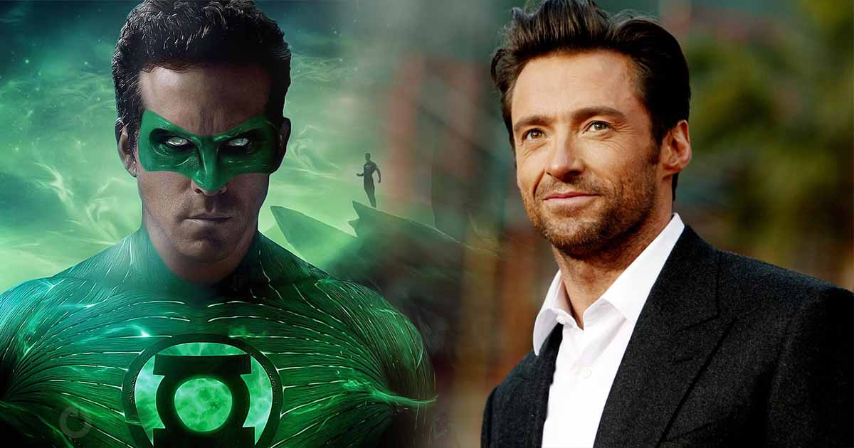 Photo of Hugh Jackman Trolls Both Ryan Reynolds And Green Lantern in This New Video