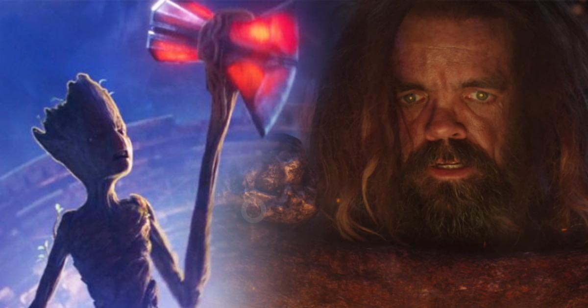 Photo of Avengers: Infinity War – Groot Almost Made New Hands For Eitri