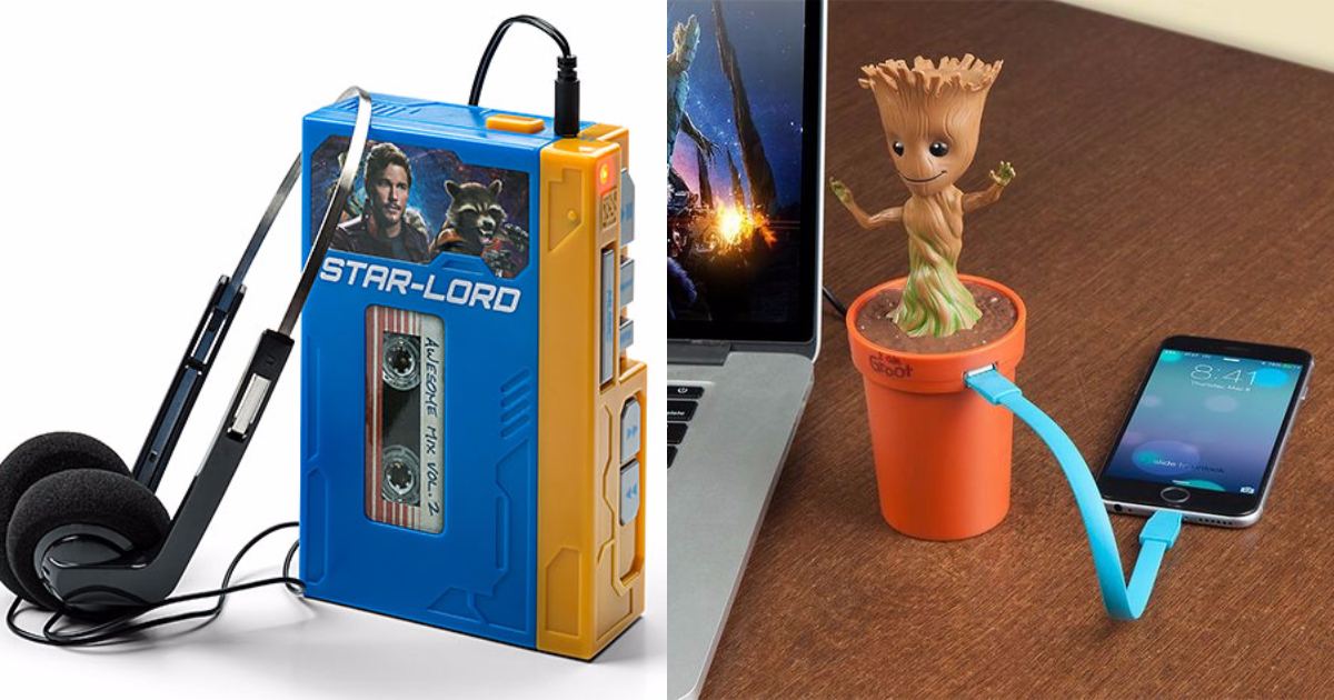 Guardians of The Galaxy Themed Products