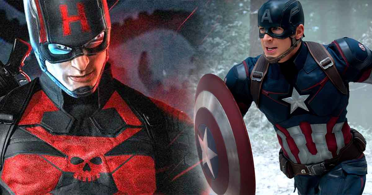 Photo of Marvel Introduces Captain Hydra Who Might Replace Captain America in Future