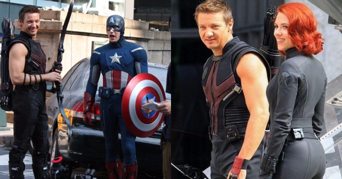 Photo of 25 Amazing Hawkeye On-Set Images That Every Fan Must See