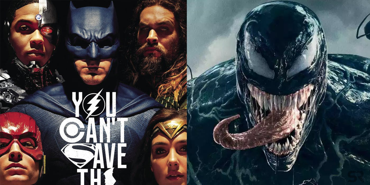 Photo of Venom Breaks the Box Office in China Going Past Justice League Easily