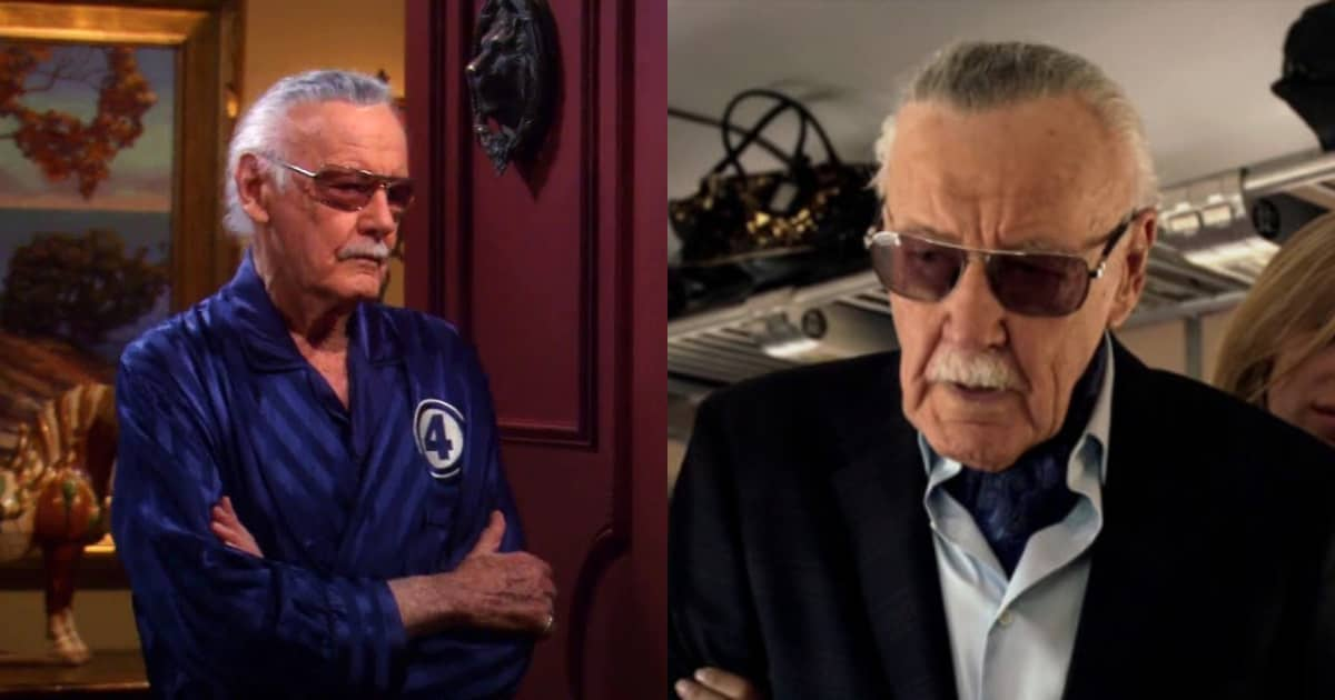 Photo of 10 Little-Known Cameos of Stan Lee In Non-MCU Movies