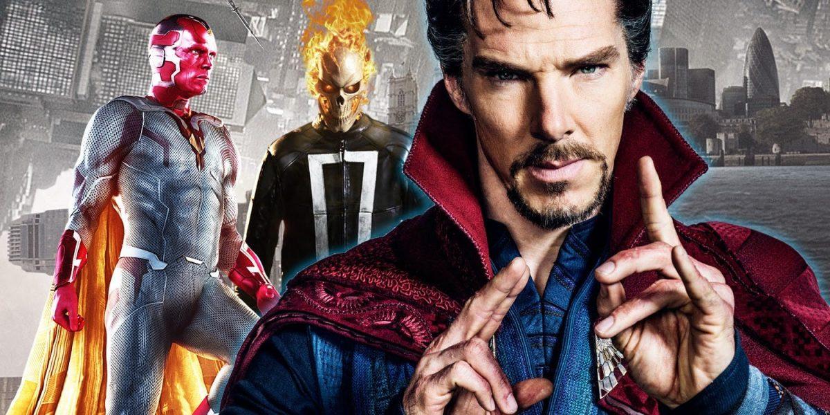 Photo of Marvel Cinematic Universe Timeline Creates a Doctor Strange Plot Hole?