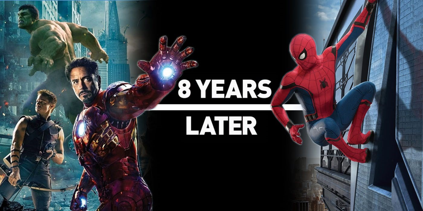 Time Marvel Actually Messed up its Timeline MCU timeline
