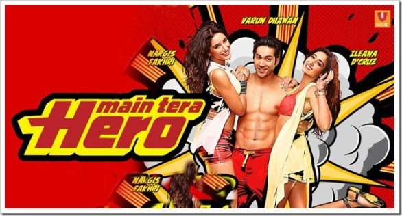 Photo of Main Tera Hero Full Movie Available In 720p For Free