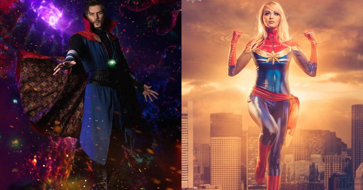 Photo of 25 Unbelievable Marvel Cosplays That Fans Took It To Another Level